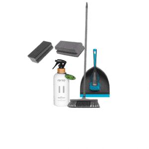 Tīrīšanas piederumi un līdzekļi